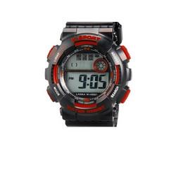 1d9cafe3c41 Σπορ Ψηφιακό Ρολόι LASIKA K-SPORT Αδιάβροχο 3ATM, Χρονόμετρο + Φωτισμός -  Κόκκινο