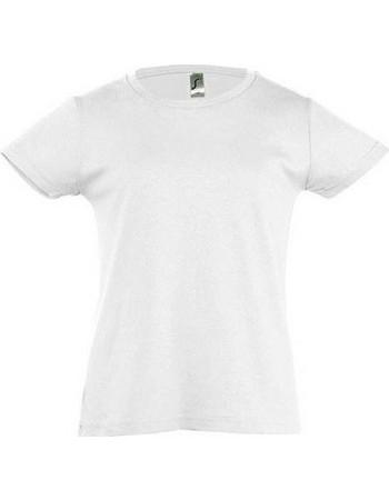 Sol s Cherry 11981 Κοριτσίστικο T-shirt με κοντά μανίκια - WHITE-102 eef1ace2dd6