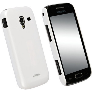 Krusell ColorCover White (Galaxy Ace 2)
