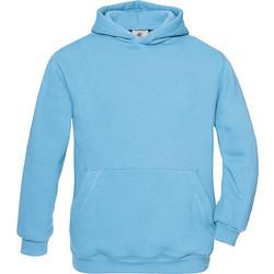 22b66fbdfe4 Παιδικό Φουτερ με Κουκουλα Sweat B & C Hooded Kids - Very Turquoise