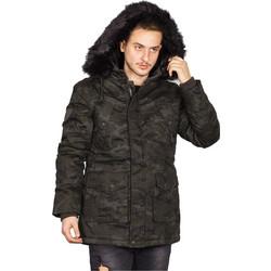 Splendid Jacket 38-201-068 053-Khaki Camo 1f645711880