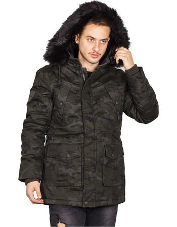 Splendid Jacket 38-201-068 053-Khaki Camo 9f558ba32c8
