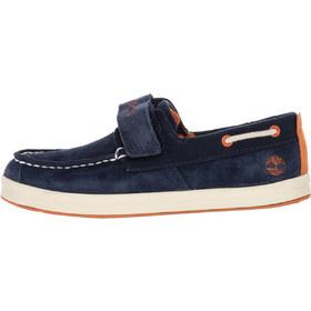 593dd75c5b6d Παιδικά Παπούτσια Casual A13QX Μπλε Δέρμα Καστόρι Timberland