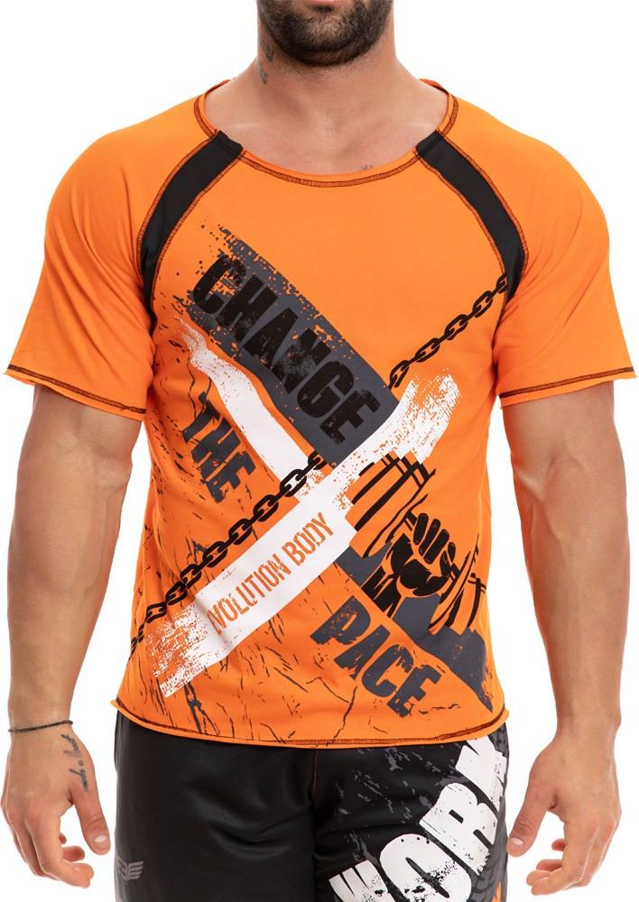 f96d0d56e87f μπλουζακια - Διάφορα Ανδρικά Ρούχα Evolution Body