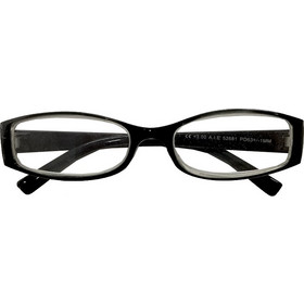 bd89523332 Fashion Zone Unisex Γυαλιά Πρεσβυωπίας Διαβάσματος με Λεπτό Διάφανο Μαύρο  σκελετό και βαθμό +1.00