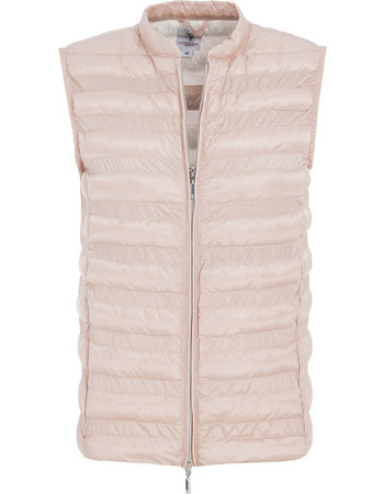 US POLO ASSN ALLIE PADDED VEST ΜΠΟΥΦΑΝ ΓΥΝΑΙΚΕΙΟ 4389051709-225 (225 NUDE) f196c1581c7