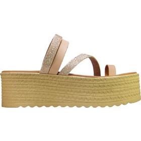68550f905fb ILoveMyShoes 5037 Γυναικείες Παντόφλες Flatforms Ροζ Nude ilovemyshoes 5037  nude