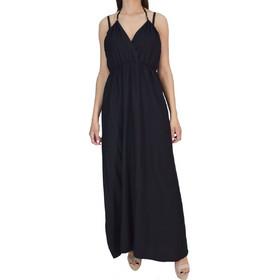 25761a7b301 Maxi Φόρεμα Toi & Moi 50-3988-19 Μαύρο toimoi 50-3988-