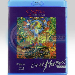 SANTANA: HYMNS FOR PEACE - LIVE AT MONTREUX 2004 (BLU-RAY) - IMPORTED / ΕΙΣΑΓΩΓΗΣ