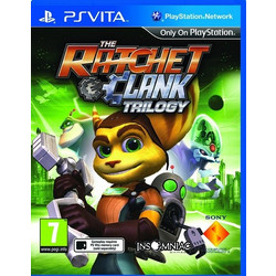 The Ratchet Clank Trilogy - PS Vita