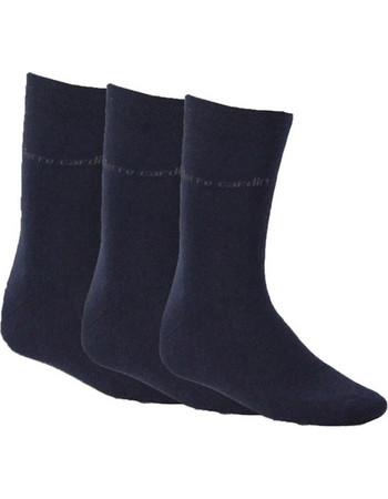 3 Ζευγάρια Κάλτσες Χρώματος Μπλε Pierre Cardin f841856903b