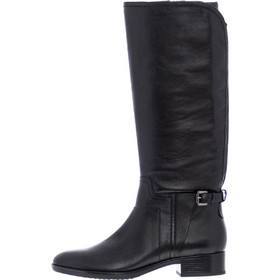 72efda7e14 Γυναικείες Μπότες D84G1B Μαύρο Δέρμα Geox