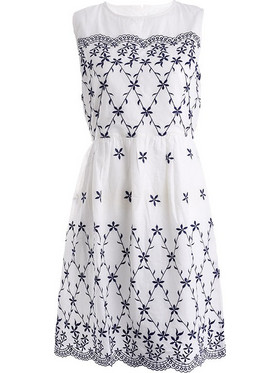 1ec55fa604d λευκα λουλουδια - Φορέματα   BestPrice.gr