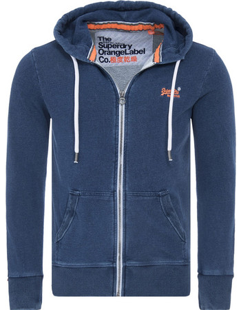 SUPERDRY ORANGE LABEL ΑΝΔΡΙΚΗ ΦΟΥΤΕΡ ΖΑΚΕΤΑ M20555PQ-QU4 (QU4 LIGHT MA) f18c79b0aab
