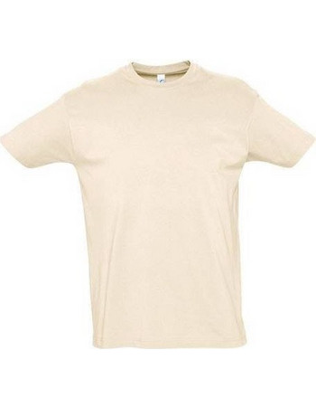 2cf87f308767 Sol s Imperial 11500 Ανδρικό t-shirt Jersey 190gr 100% βαμβάκι - CREAM-106