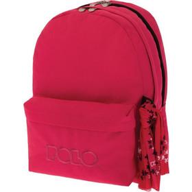 0ed2f9a5de2 με φουξια - Σχολικές Τσάντες Polo | BestPrice.gr