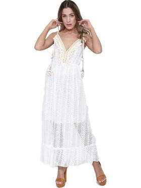1049b090de7 ασπρο φορεμα δαντελα - Φορέματα | BestPrice.gr