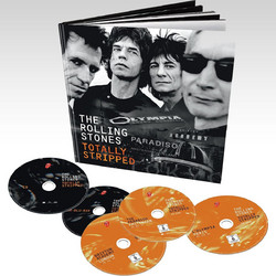 ROLLING STONES: TOTALLY STRIPPED [SD UPSCALED] (4 BLU-RAY + 1 CD) - IMPORTED / ΕΙΣΑΓΩΓΗΣ