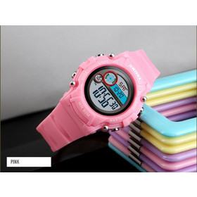 Ρολόι χειρός παιδικό SKMEI 1477 PINK f6d0e2a0ef6