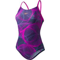0370802f370 Γυναικεία Μαγιό Κολύμβησης Speedo Μωβ   BestPrice.gr