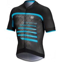 BICYCLE LINE ΜΠΛΟΥΖΑ ΜΕ ΚΟΝΤΟ ΜΑΝΙΚΙ PRO Μαύρο μπλε 874dfe9ad66