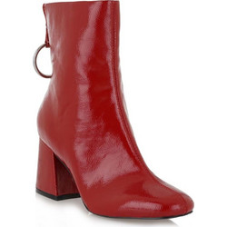 Exe Shoes Γυναικεία Παπούτσια Μποτάκια ANNABEL-677-776 Κόκκινο H37007764028  exe shoes annabel- c5f5355ddfb