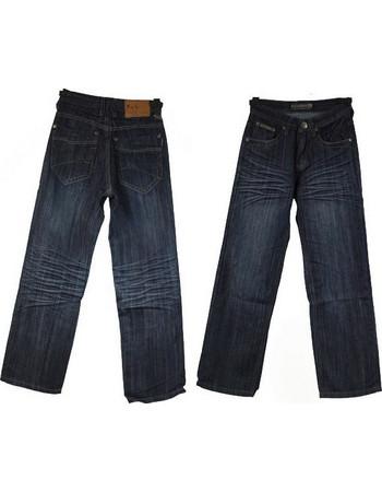 Παντελόνι μπλε Jean unisex 8209 99705783925