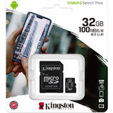 Kingston 32GB microSDHC Class 10 Multi Kit