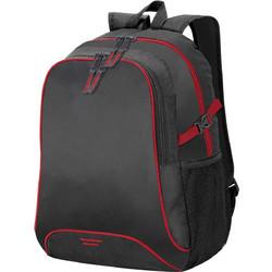 e528fa1d97 Τσάντα πλάτης Shugon Osaka 7677 - Black Red