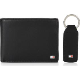 f7e8dcf3a5 Σετ Δερμάτινο Πορτοφόλι - Μπρελόκ Tommy Hilfiger Ho Eton CC And Coin Pocket  Keyfob Box AM0AM01183