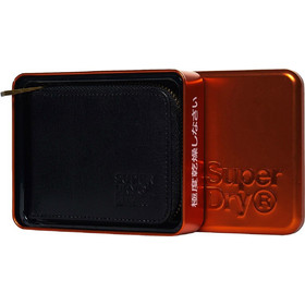 eef2e14db9 SUPERDRY D3 WING ZIP WALLET IN A TIN M98000SR-02A.