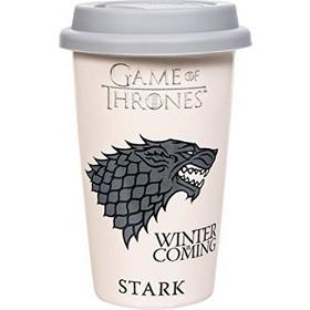 Κεραμική κούπα θερμός Diana MGT22867 με σχέδιο Game of Thrones House Stark a993083a666