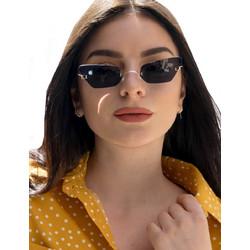 c05efa8841 Γυναικεία μαύρα γυαλιά ηλίου Cat Eye Premium S8001