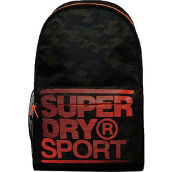 Superdry D1 Sport Backpack Grey Marl ACM91002CQ-F28 23b2bb9ca5d