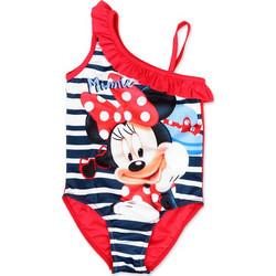 eedb9d1e4ef Παιδικό Ολόσωμο Μαγιό Minnie Mouse Κόκκινο Χρώμα Disney