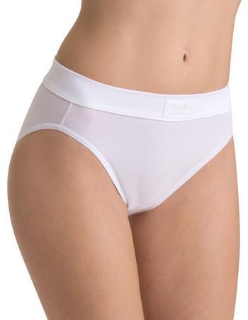 Sloggi Γυναικείο Εσώρουχο Double Comfort Tai Λευκό 3c252977469
