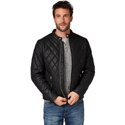 89e6ade5473 Tom Tailor Quilted Faux Leather Jacket 35553280010-2999