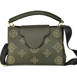 d3c8e8e595 Πράσινη τσάντα ώμου ANGIE