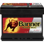 Banner Power Bull P6219 12V 62AH-540EN