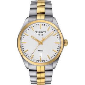 Tissot PR100 Two Tone Stainless Steel Bracelet T1014102203100 de9f4b02225