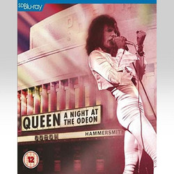 QUEEN: A NIGHT AT THE ODEON [SD UPSCALED] (BLU-RAY) - IMPORTED / ΕΙΣΑΓΩΓΗΣ