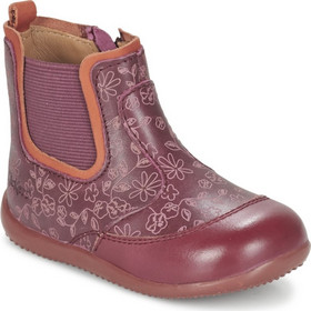 5298f59343d κοκκινα παιδικα μποτακια - Μποτάκια Κοριτσιών Kickers | BestPrice.gr