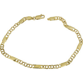 Ανδρική χρυσή καδένα χεριού Κ14 026101 026101 Χρυσός 14 Καράτια 1ad2ecc9b57