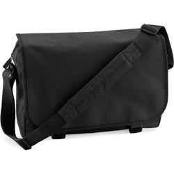 663cf8630c2 Τσάντα ταχυδρόμου Bag Base BG21 - Black