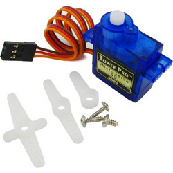 micro servo motor RC Robot Helicopter Airplane controls TowerPro SG90 9G