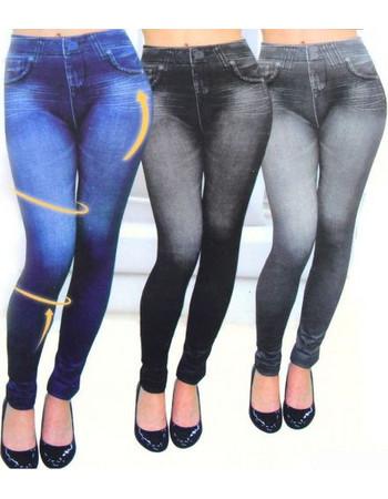 ΕΛΑΣΤΙΚΟ ΚΟΛΑΝ ΤΥΠΟΥ ΤΖΙΝ Slim n Lift Caresse Jeans Διάφορα χρώματα 629aeac8d0c