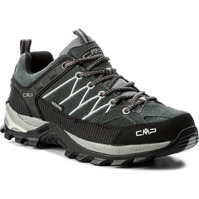 6aaa59174dcd Μποτάκια πεζοπορίας CMP - Rigel Low Trekking Shoes Wp 3Q13247 Grey/Mineral  Grey 722P
