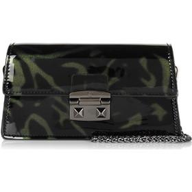 Τσαντάκι Ώμου-Χιαστί Trussardi Jeans Coriandolo Mini Bag Patent 75B00554 2b593bfdd44