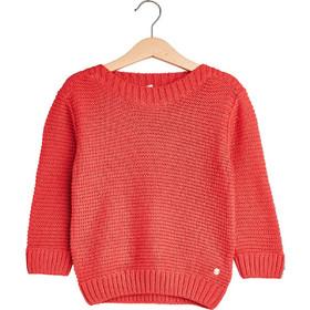 987b79d65fe4 Παιδικό πουλόβερ μονόχρωμο (2-9 ετών) Esprit - RL1808302 - Κοραλί