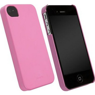 Krusell Biocover Pink (iPhone 5/5S)